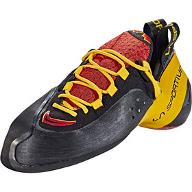 La Sportiva Genius Pies de gato, red/yellow